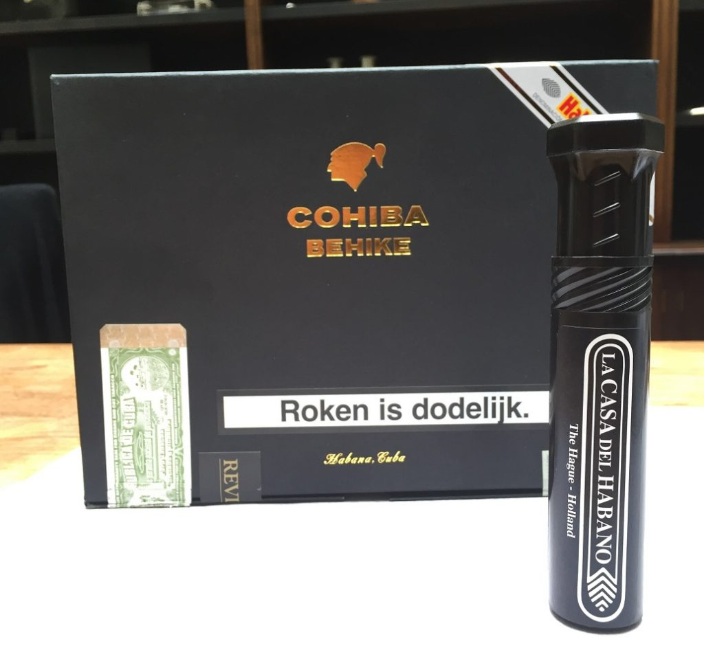 COHIBA Behike BHK 54 and 52 back in stock!